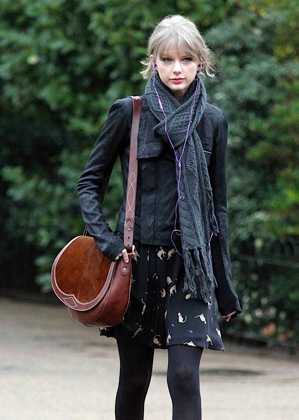 Taylor saddle bag