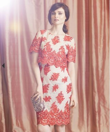 Ariel Lace Dress £140.00 click to visit Phase Eight