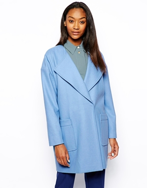 ASOS Boyfriend Coat £80.00 NOW £38.00 click to visit ASOS