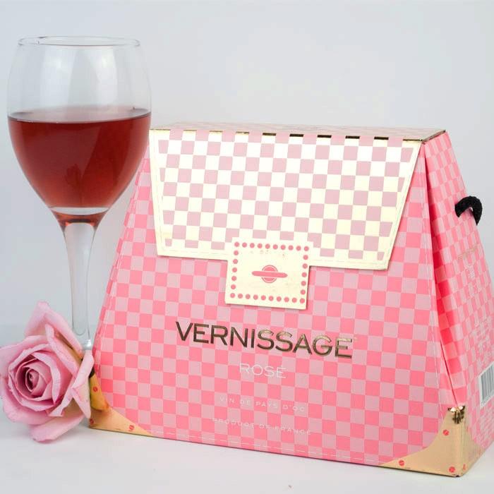 Rose Wine Handbag £39.99 - click to visit Toxicfox
