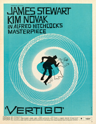 Vertigo Art Print | by Saul Bass | #426920 from £14.95 click to visit Easy Art