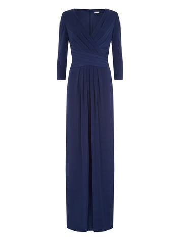 Navy Jersey Maxi Dress  £79.00 click to visit Planet