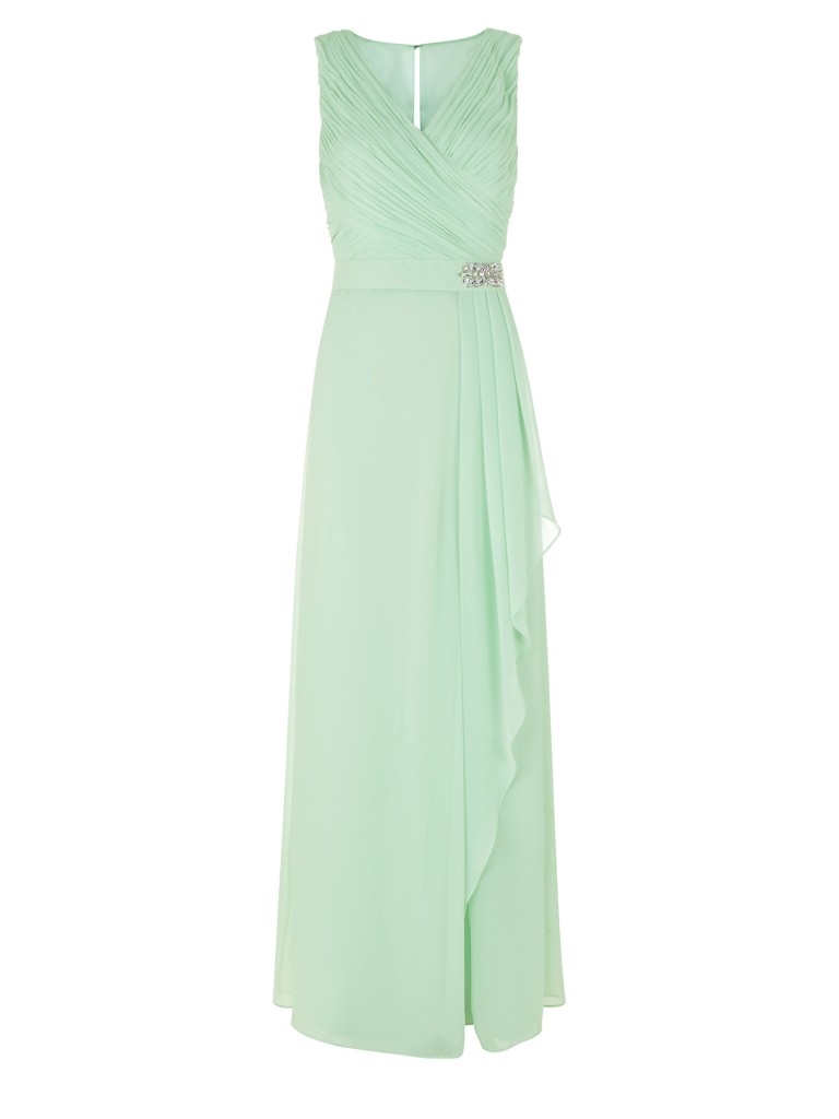 WATERFALL SOFT MAXI DRESS Item No. 060036650 £179.00 click to visit Kaliko