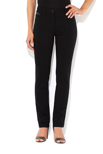 Petite Ponte 5 Pocket Trouser     Was £30.00     Now £24.00 click to visit Wallis