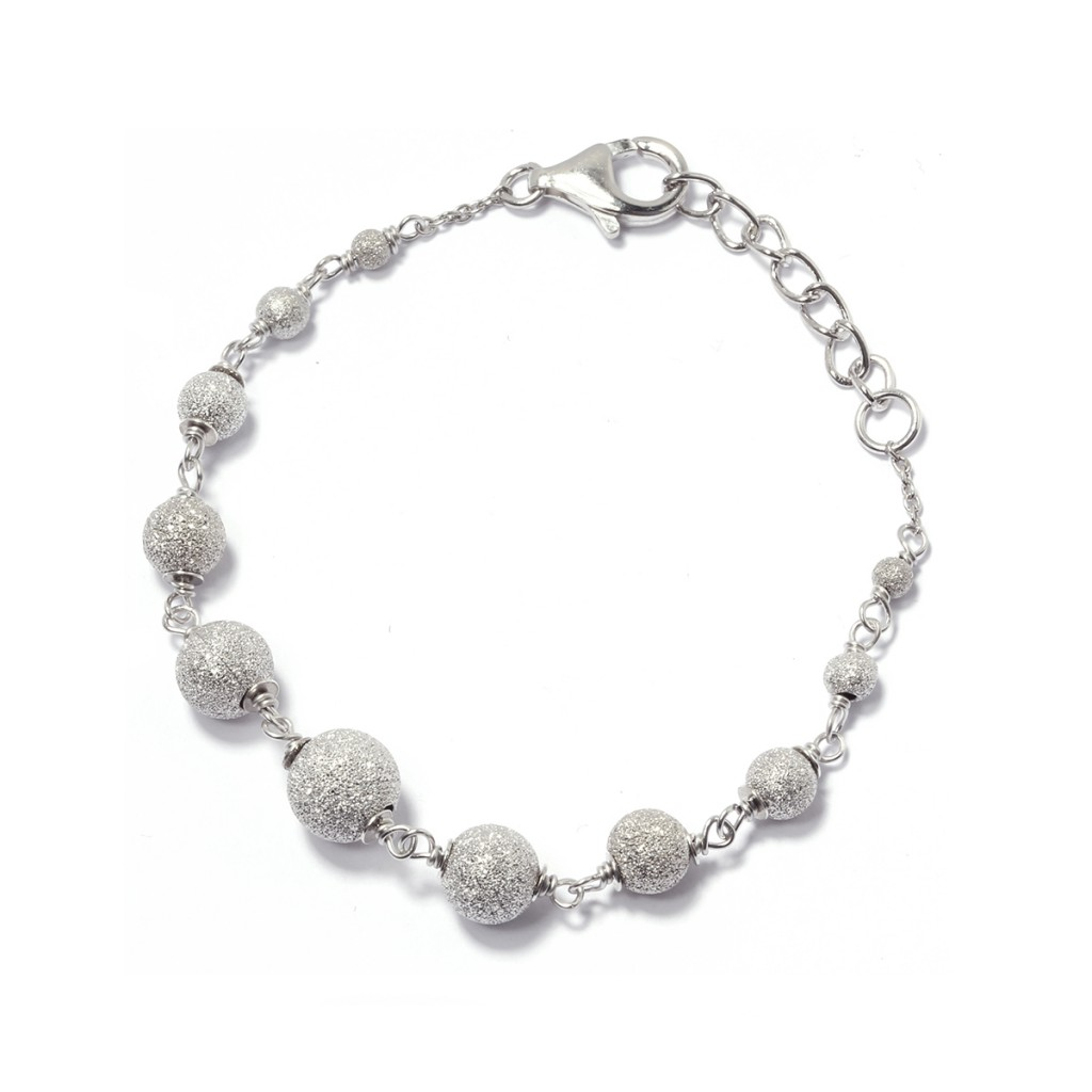 lola sterling silver signature bracelet £28 click to visit Gemporia