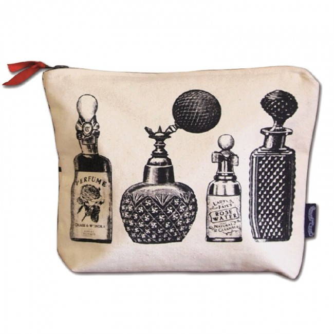 Scent Bottle Wash Bag £21.95 £15.37 click to visit Handpicked Collection
