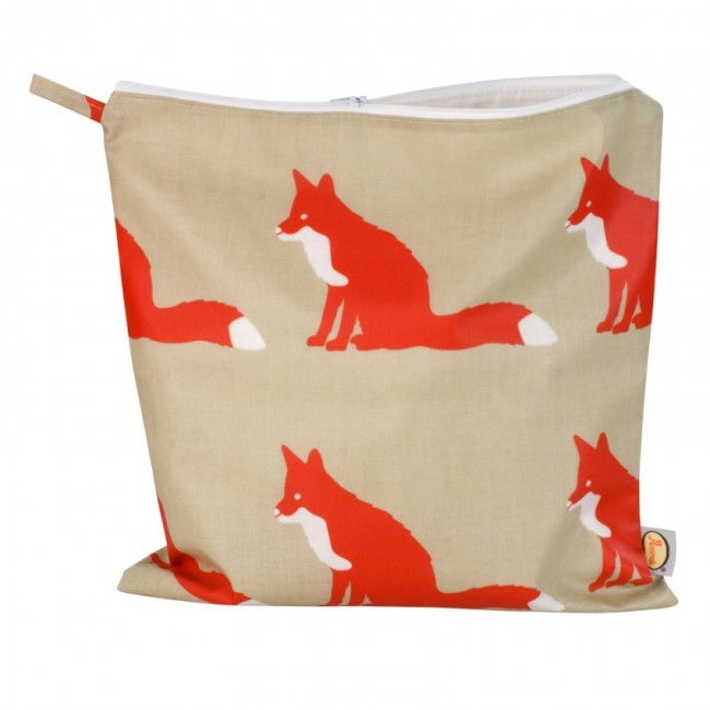 Kissing Animals Large Wash Bags - Fox £10.50 click to visit Handpicked Collection