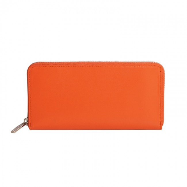 Recycled Leather Longline Wallet- Orange £24.47 click to visit Handpicked Collection
