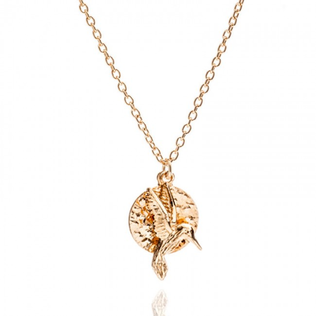 Hummingbird Necklace £20.97 click to visit Handpicked Collection