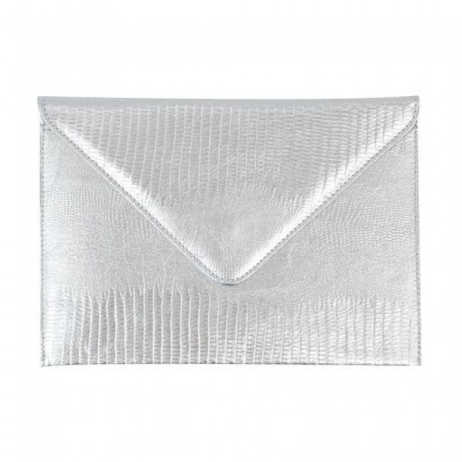 Metallic Lizard Mini iPad Envelope - Silver £17.50 click to visit Handpicked Collection