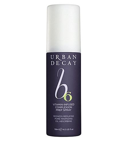 URBAN DECAY B6 Vitamin-Infused Complexion Prep Spray     £21.50 click to visit Selfidges