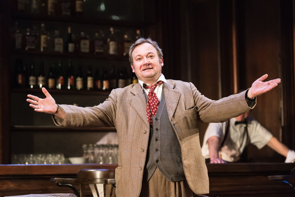 James Dreyfus as Elwood P Dowd in Harvey. Photo by Manuel Harlan