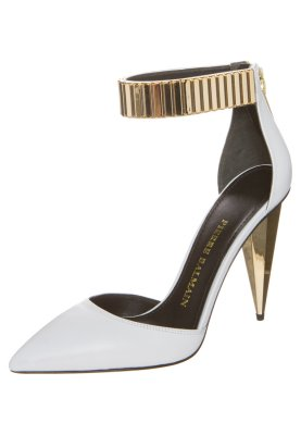 Pierre Balmain FACETED - High heels - white £310 click to visit Zalando