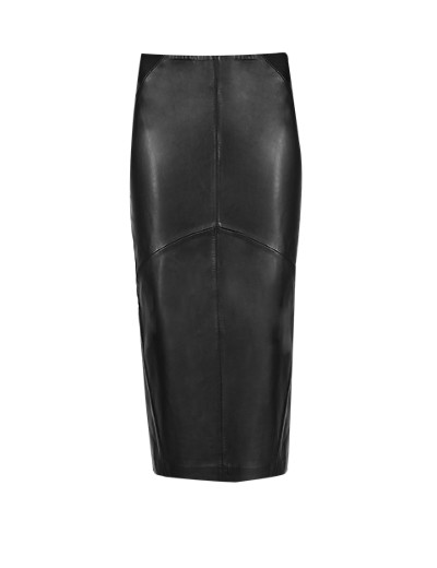 AUTOGRAPH Leather Pencil Skirt     £149.00 click to visit M&S