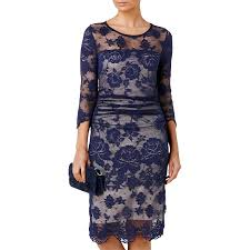 Alicia Lace Dress £99 click to visit Phase Eight