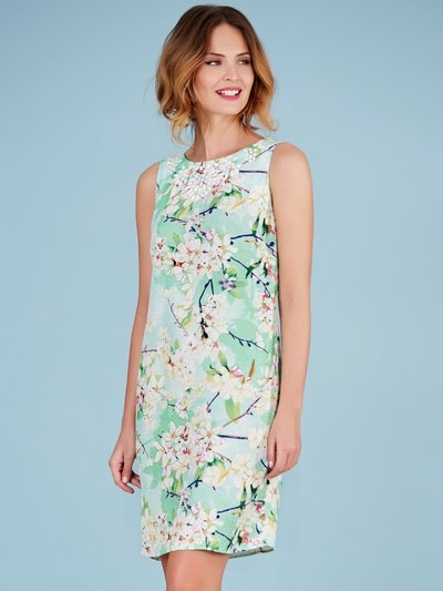 Embellished floral shift dress £45.00 click to visit M&Co