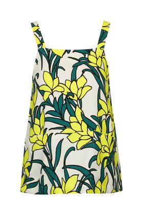 Tulip Print Pini Top £32 click to visit Topshop