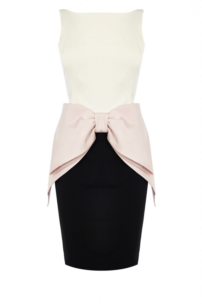 COLOUR BLOCK GLAMOUR DRESS £160.00 click to visit Coast