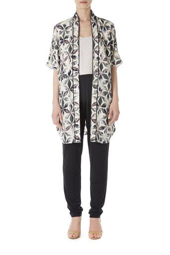 Neutral Printed Kimono Was £45.00 Now £42.75 click to visit Wallis
