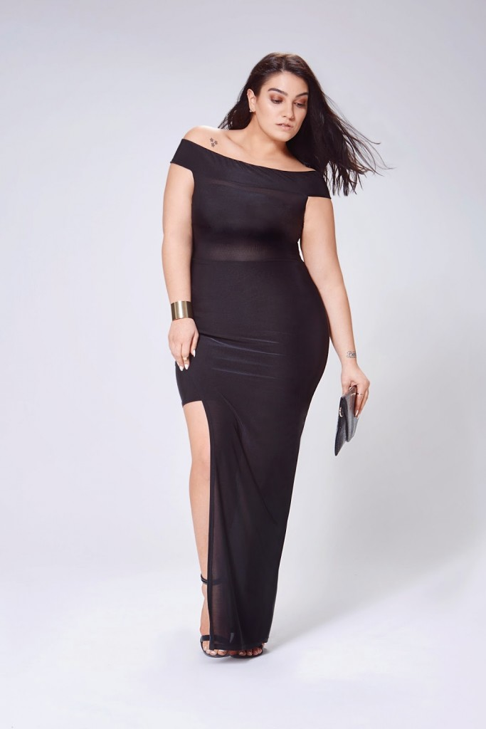 Nadia Asymmetric Maxi Dress Product code: pzz98166 £20.00 click to visit Boohoo