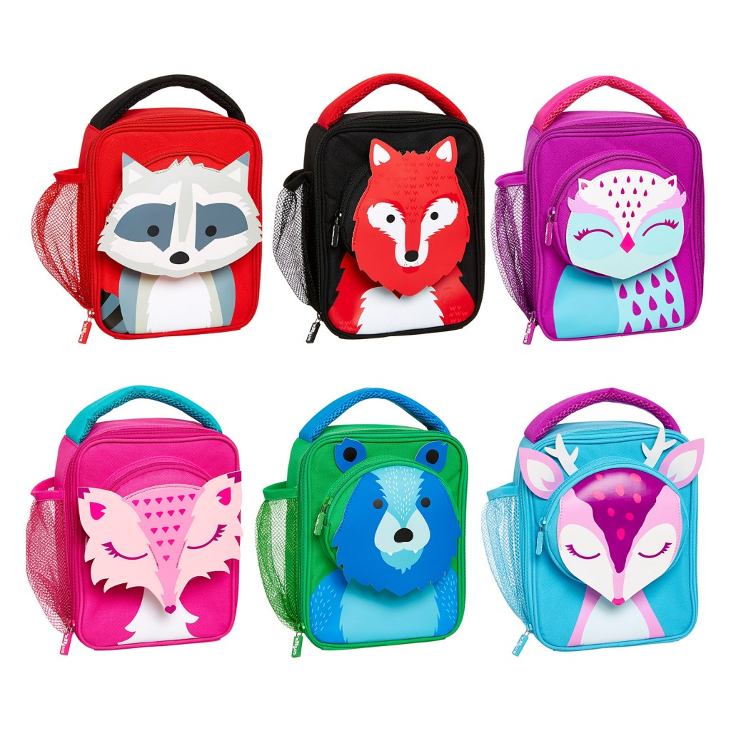 Woodlands 3D Lunchbox £15 click to visit Smiggle