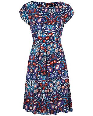 Paisley Dress £14.00 click to visit Asda George