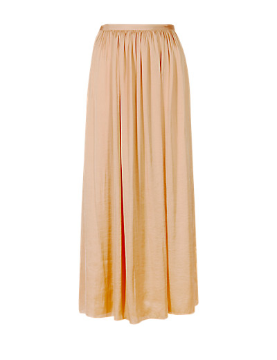 AUTOGRAPH New Pleated Maxi Skirt £45 click to visit M&S