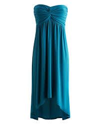 Love this high- low dress from Marisota