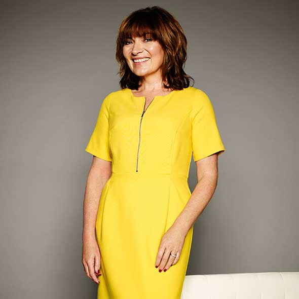Lorraine Kelly for JD Williams