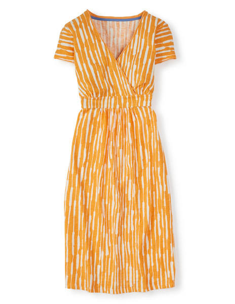 Casual Jersey Dress WH760 Was 49.00 Now £29.40 To £49.00 Depending on colour click to visit Boden