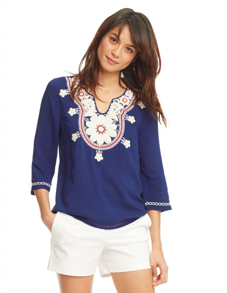 Arianne Top WA575 £69.00 click to visit Boden