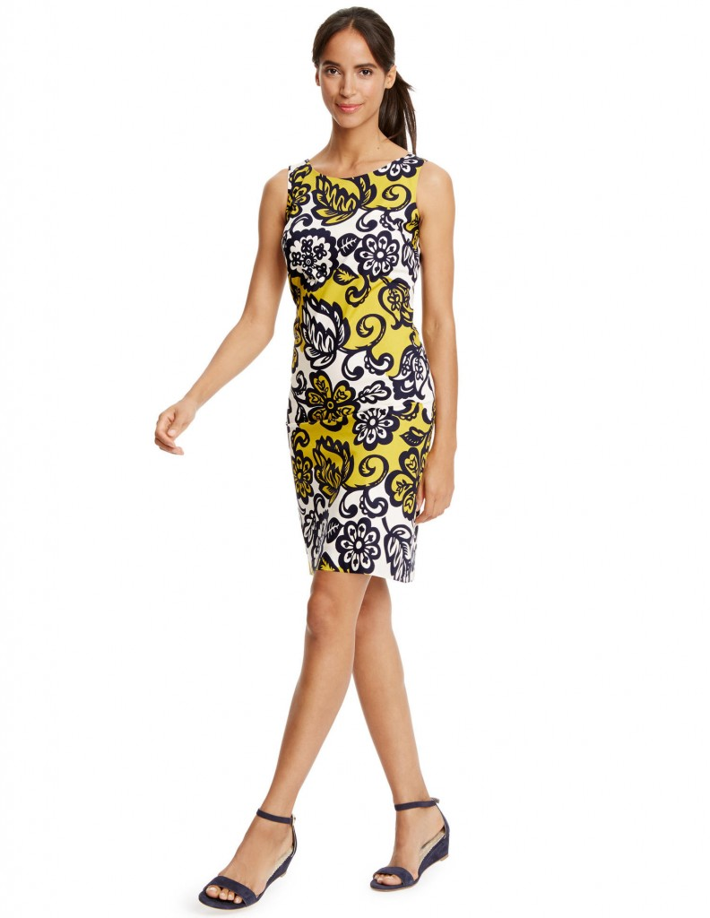 Ursula Dress WH803 £99.00 click to visit Boden