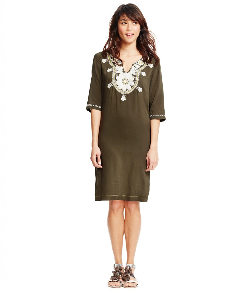 Arianne Dress WH806 £99.00 click to visit Boden