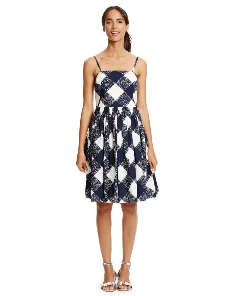 Sandra Sundress WH808 Was 89.00 Now £71.20 click to visit Boden