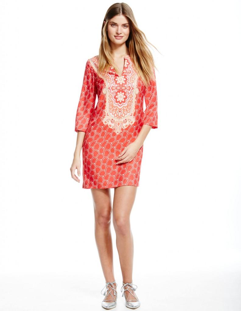 Ingrid Dress WH821 £110.00 click to visit Boden