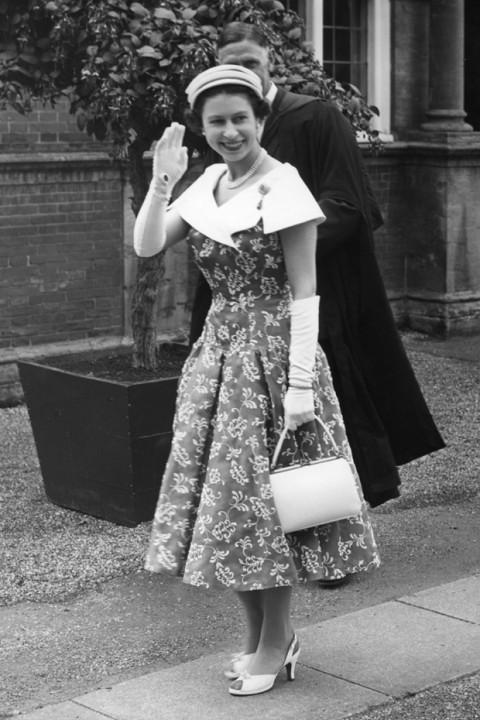 1950s queen
