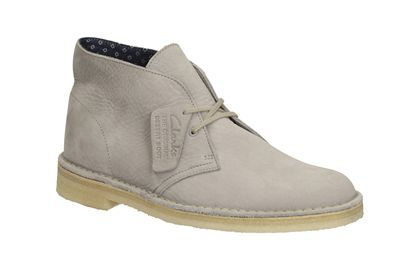 Desert Boot Stone Nubuck Mens Originals Boots £95 click to visit Clarks
