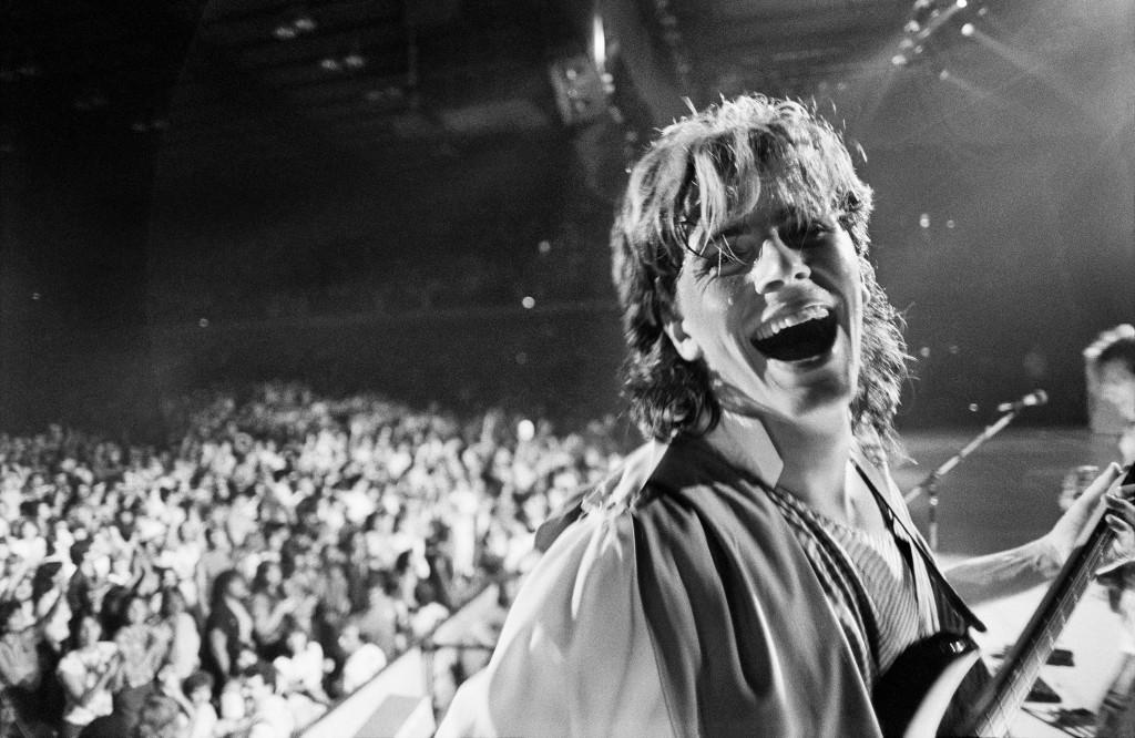 Duran Duran's John Taylor live USA 1984