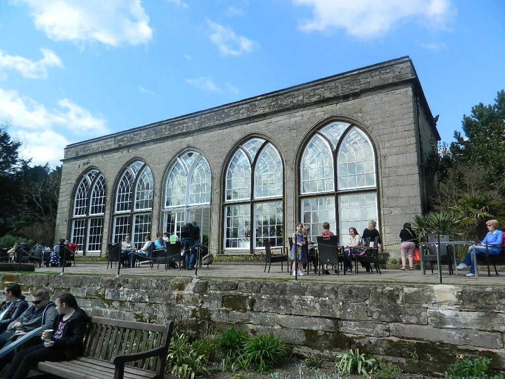 The Conservatory - a must visit for afternoon tea
