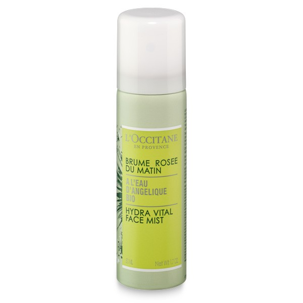 Love this hydration mist from L'Occitaine - an absolute fave and perfect when traveling. Click here to view.