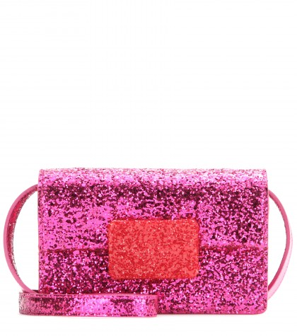 Saint Laurent Lulu Bunny Small glitter shoulder bag £ 790 £ 474 | 40% off click to visit MyTheresa