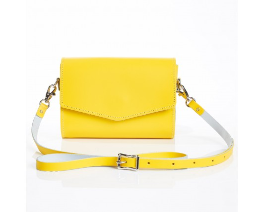 Pastel Yellow Micro Clutch £45 click to visit Zatchels