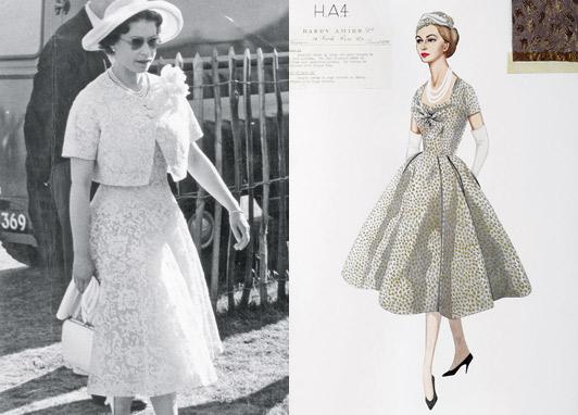 queen 1950s