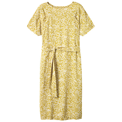Toast Shigawa Dress, Sulphur £135 click to visit John Lewis