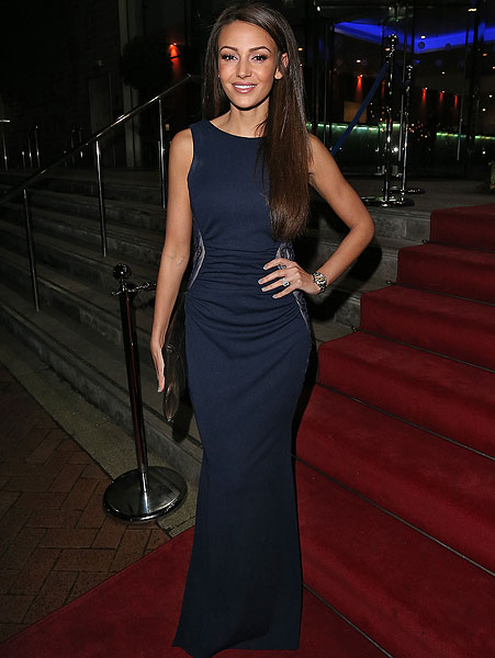 Michelle Keegan Embroidered Maxi £75 click to visit Next