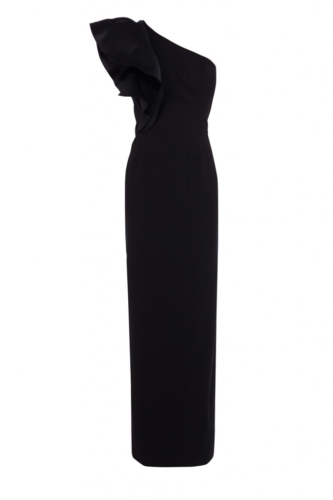 EVA DRAPE MAXI DRESS £250.00 click to visit Coast