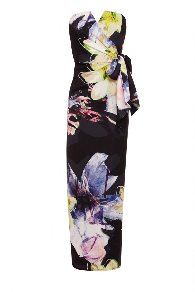 ZUZANNA PRINT MAXI DRESS £139.00 click to visit Coast