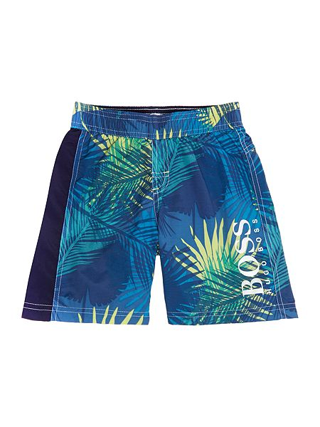 Hugo Boss Boys swim shorts £39.20 click to visit House of Fraser