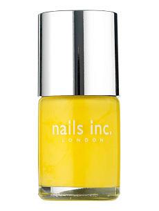NAILS INC Classic coloured nail polish £11 click to visit Selfridges
