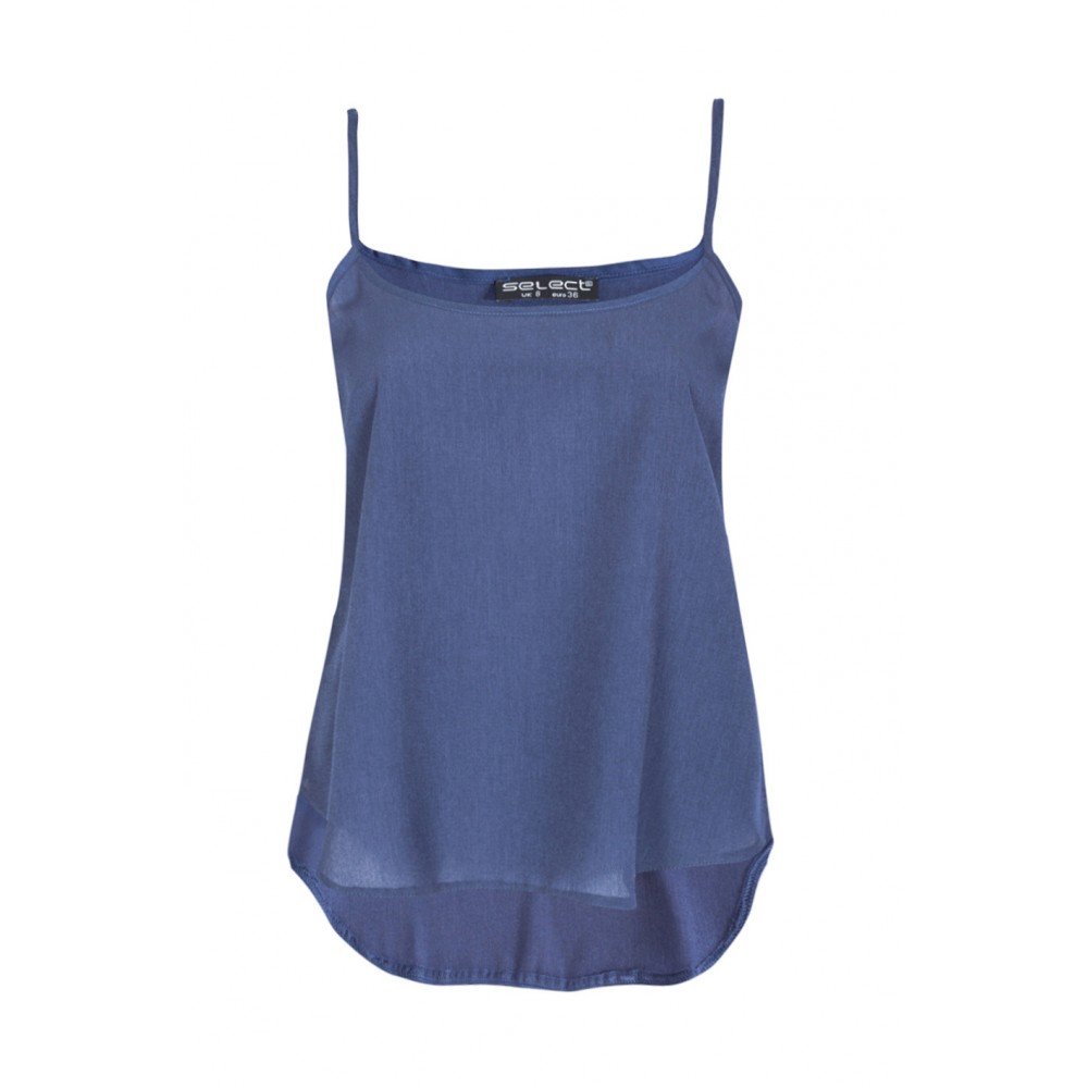 Navy Georgette Cami Code: #S040/0104/03_NAVY £5.99 £3.99 click to visit Select